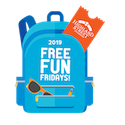 2019 Free Fun Friday logo