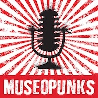 "Logo for ""Museopunks"""