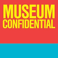 "Logo for ""Museum Confidential"""
