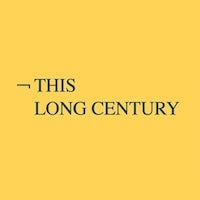 "Logo for ""THIS LONG CENTURY"""