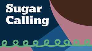 "Logo graphic for ""Sugar Calling"""