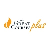 "Logo for ""The Great Courses Plus"""