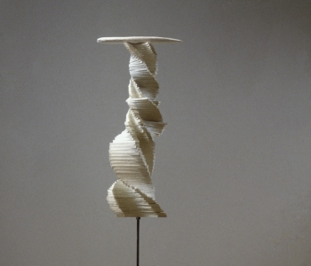 Louise Bourgeois, Spiral Woman, 1951–52