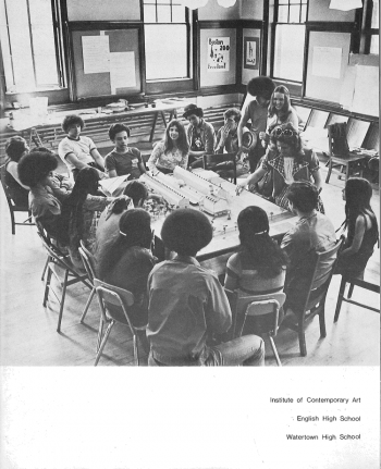 VALUE 'Open City' Youth Program, 1976
