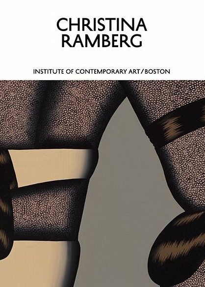 The cover of Christina Ramberg's catalogue.