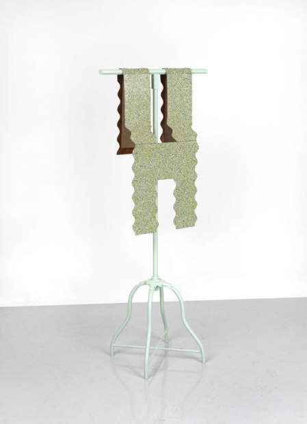 "Diane Simpson ""Vest (Scalloped),"" 2010"