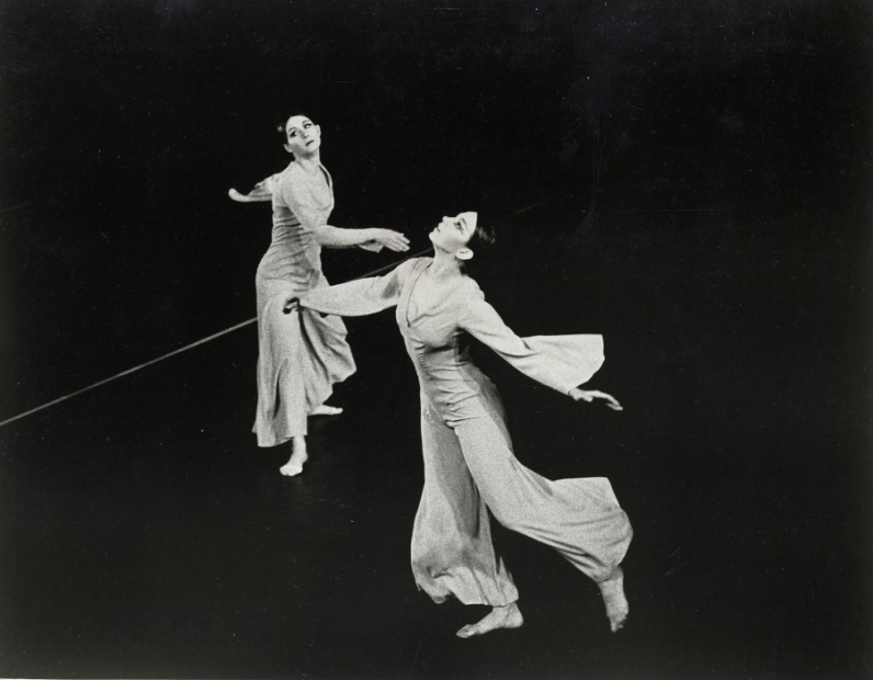 After Suite Twyla Tharp and Graciela Figuero