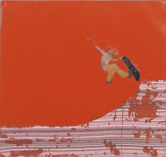 """Kai Althoff, """"Untitled,"""" 2004"""