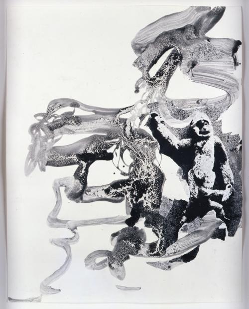 Charline von Heyl, Untitled, 2003