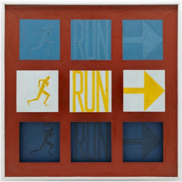 Sol LeWitt, Run I