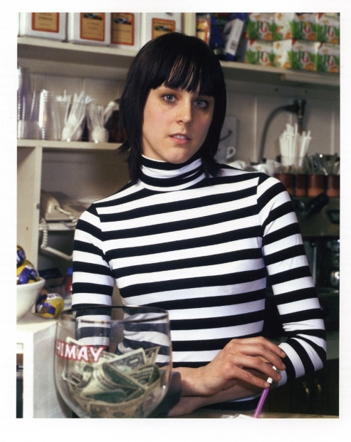 Roe Ethridge Holly at Marlow and Sons, 2005