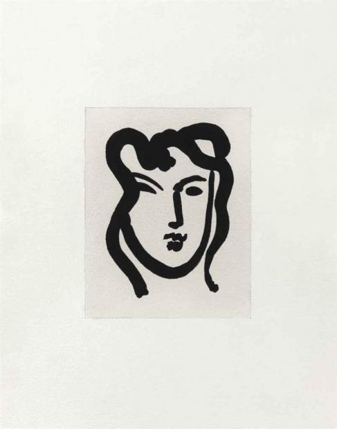 Sherrie Levine, After Henri Matisse, 1985