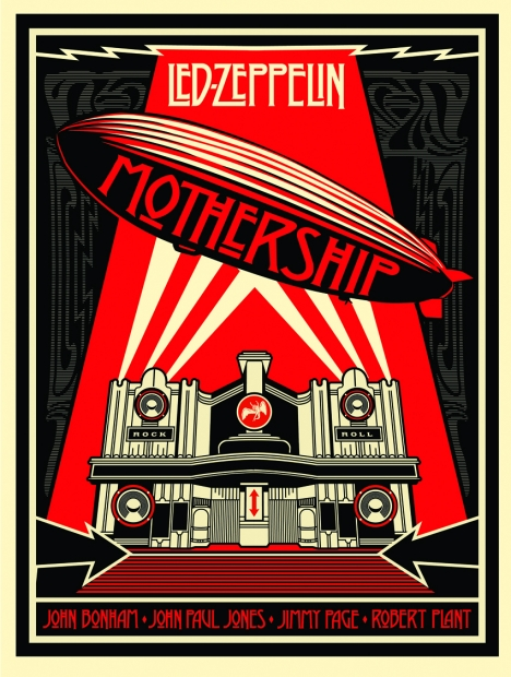 "Shepard Fairey ""Mothership,"" 2007"