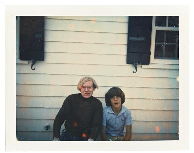 Andy Warhol, Red Book Prefix F158, 1972