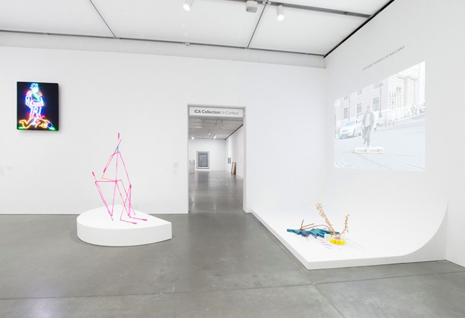Installation view, The 2015 James and Audrey Foster Prize