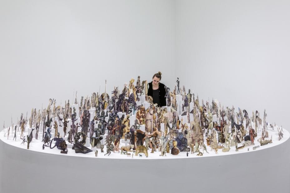Geoffrey Farmer, Boneyard
