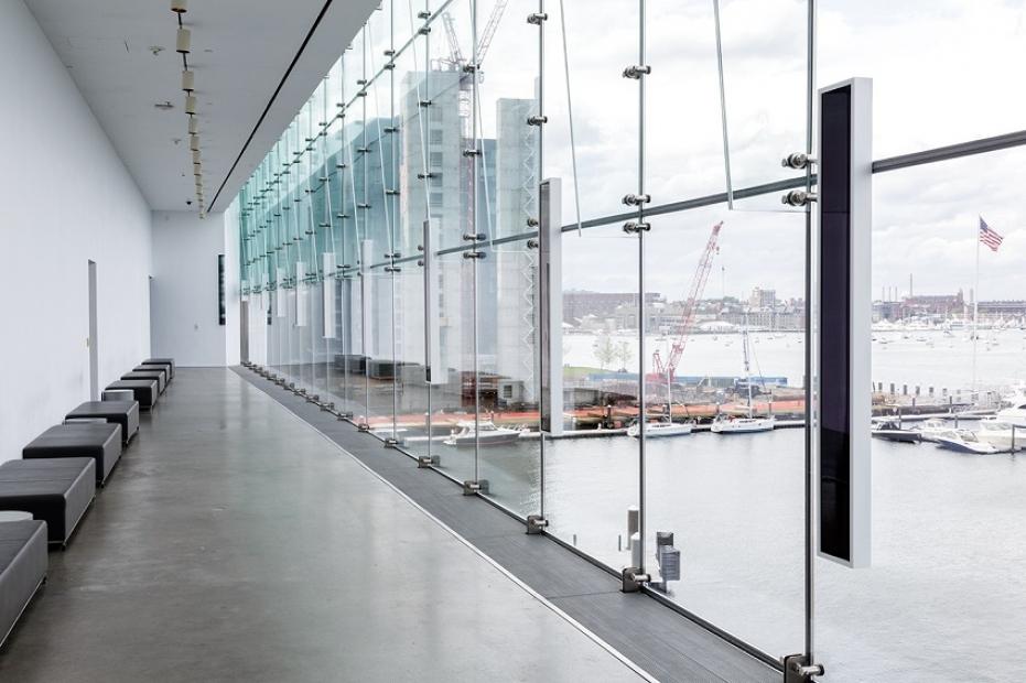 Installation view, Liz Deschenes exhibitions