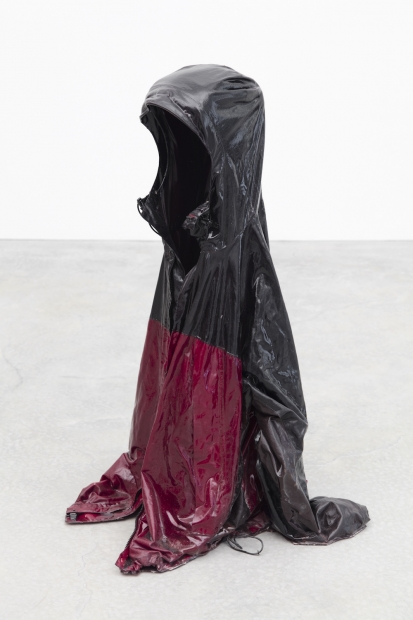Kevin Beasley, ​Untitled (...just watch), 2015