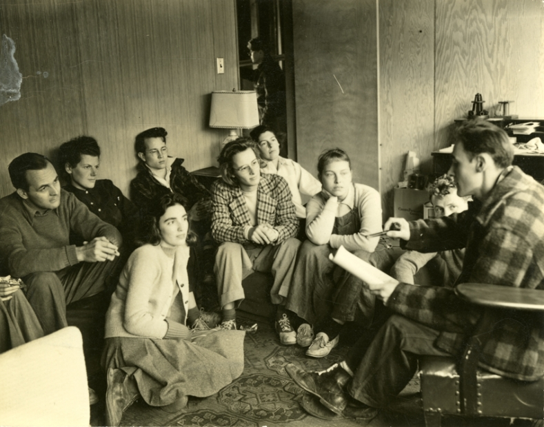 Black Mountain College Students