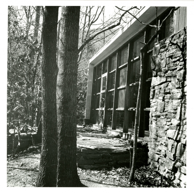 Black Mountain College, Minimum House