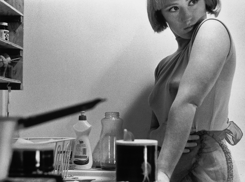 Cindy Sherman, Untitled Film Still #3, 1977