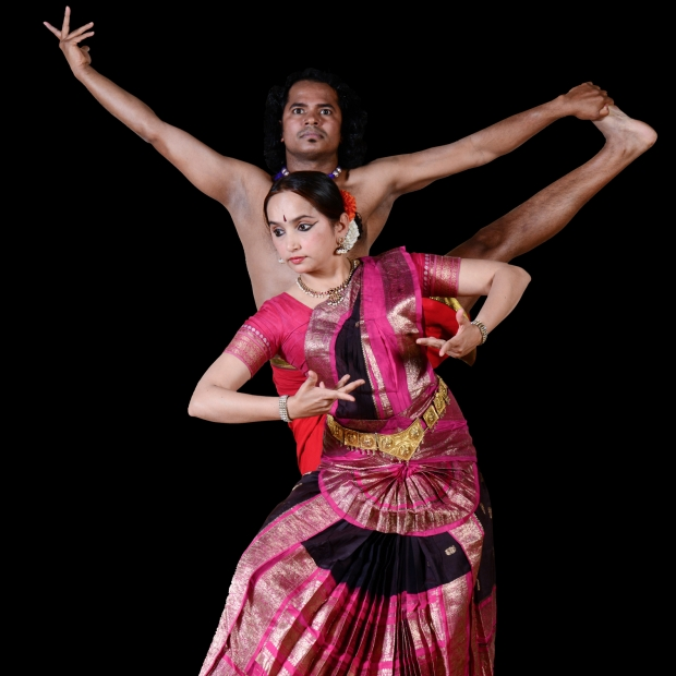Navarasa Dance Theater, Aparna Sindhoor and Anil Natyaveda