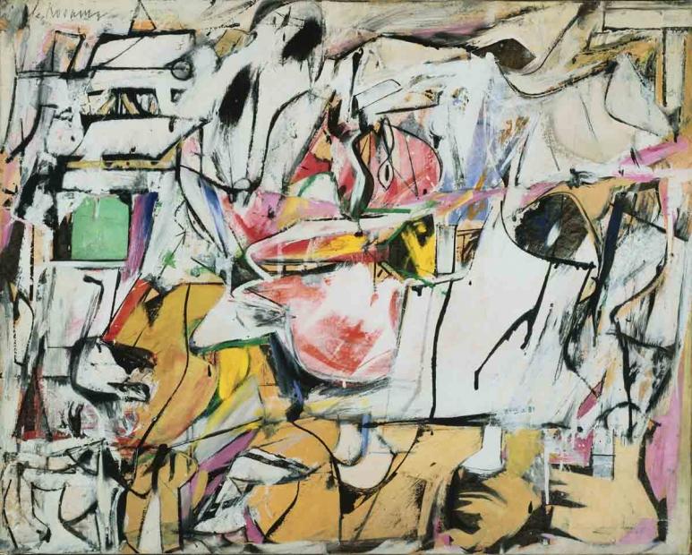 Willem de Kooning, Asheville, 1948