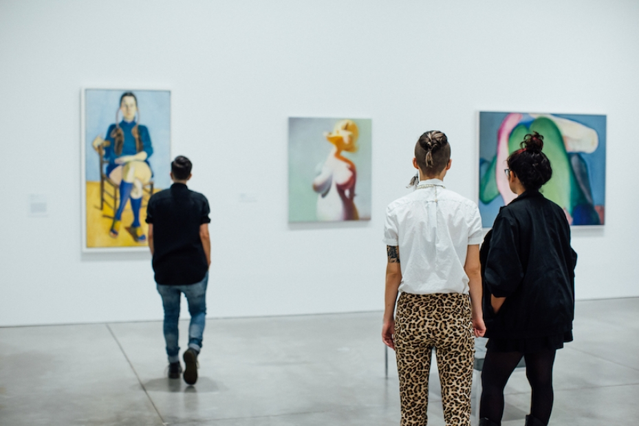 Visitors in First Light: A Decade of Collecting at the ICA