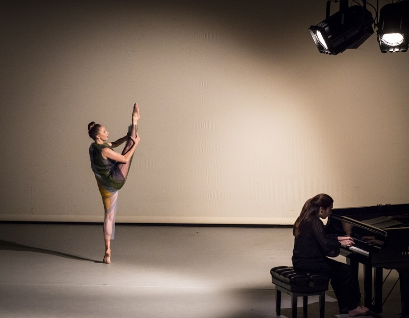 New Work for Goldberg Variations at Peak Performances