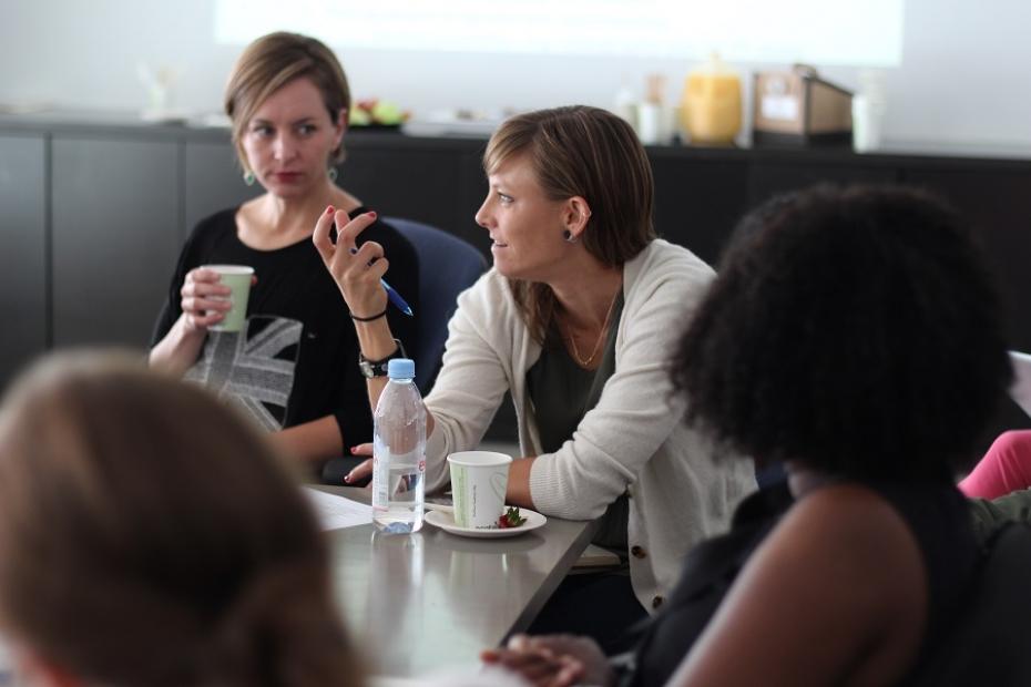 Educators at 2013 ICA Teen Convening