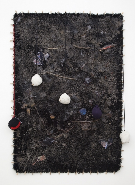 Kevin Beasley, Untitled