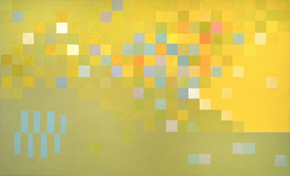 Maud Morgan, Gold Coast II, 1971-2