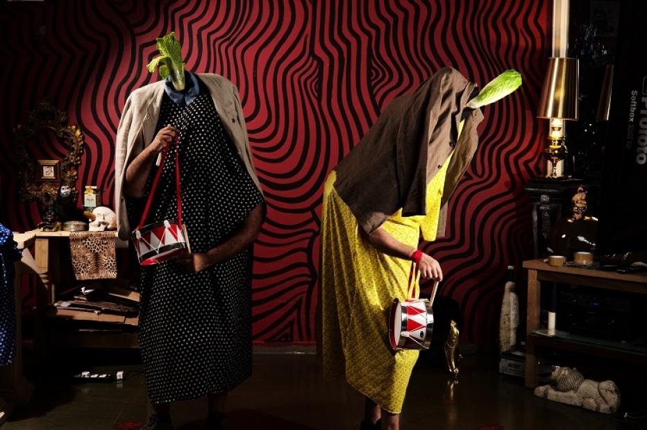 Ramin Haerizadeh, Rokni Haerizadeh, and Hesam Rahmanian, Untitled, 2015