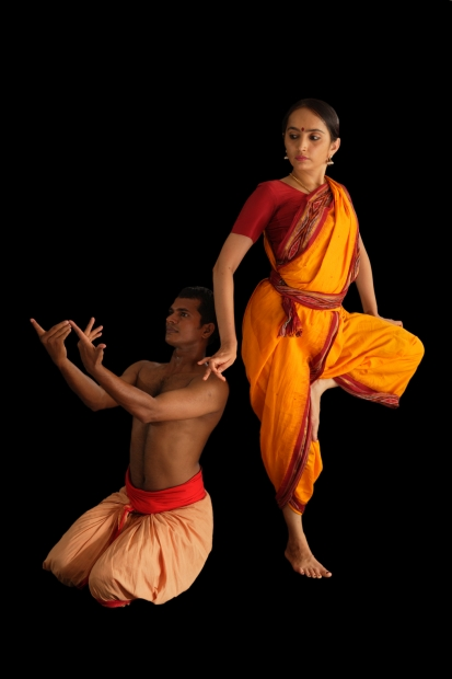 A Story and A Song, a dance theater by Aparna Sindhoor & Anil Natyaveda