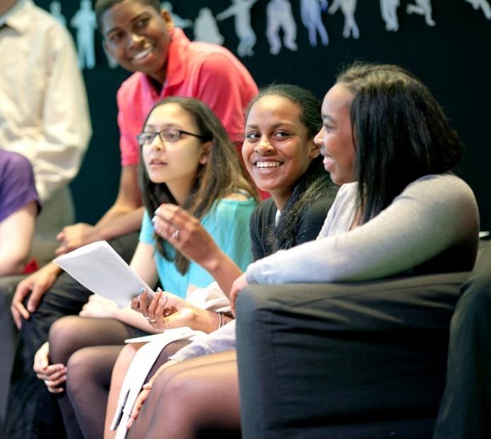 Teen wall talk 2012