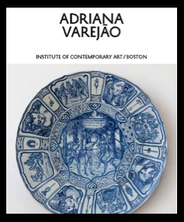 The cover of Adriana Verajao catalogue.