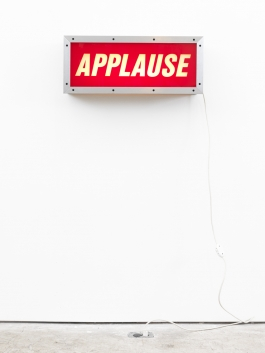 Jack Pierson, Applause, 1997