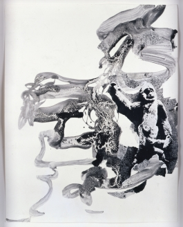 Charline von Heyl, Untitled, 2003
