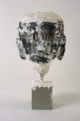 Arlene Shechet, Essential Head, 1996