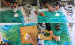 ART LAB_Merill Comeau step by step