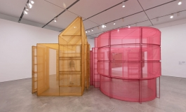 MIGRATION_Do Ho Suh install view by Mel Taing