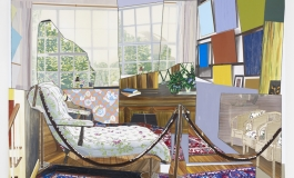 "Mickalene Thomas ""Monet's Salon"""