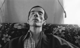 Nicholas Nixon, Tom Moran, East Braintree, Massachusetts, January 1988, 1988. From the series People with AIDS