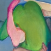 Joan Semmel, Green Heart, 1971